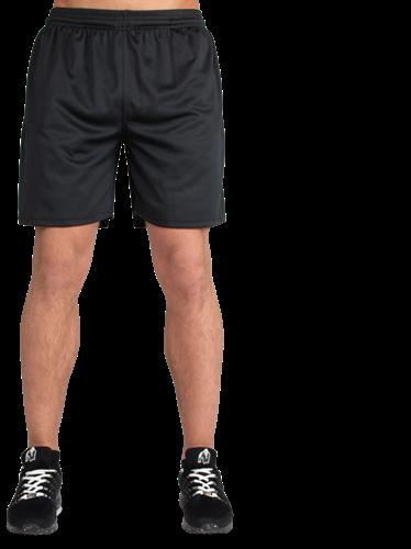 Kansas Shorts - Zwart-2