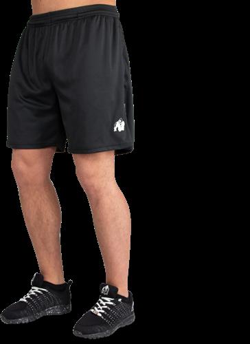 Kansas Shorts - Black-2