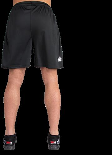 Kansas Shorts - Zwart-3