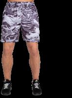 Kansas Shorts - Zwart/Grijs Camo-2