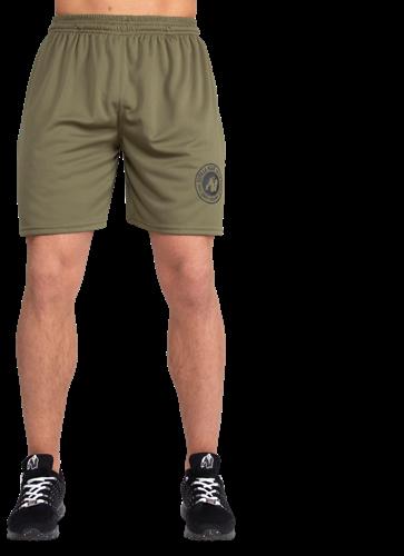 Forbes Shorts - Legergroen-2