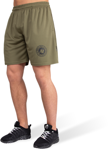 Forbes Shorts - Legergroen - 2XL