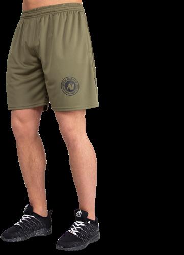Forbes Shorts - Legergroen - M