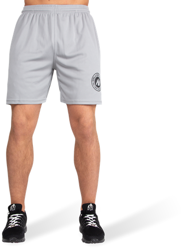 Forbes Shorts - Gray-2