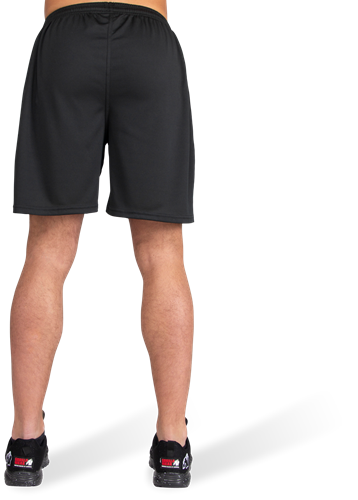 Forbes Shorts - Black-3