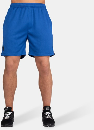 Reydon Mesh Shorts - Blue