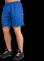 Reydon Mesh Shorts - Blauw