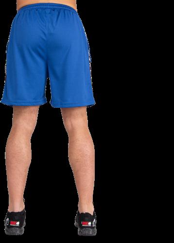 Reydon Mesh Shorts - Blauw-3