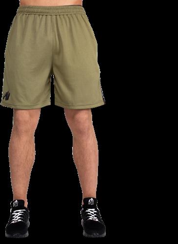 Reydon Mesh Shorts - Legergroen-2