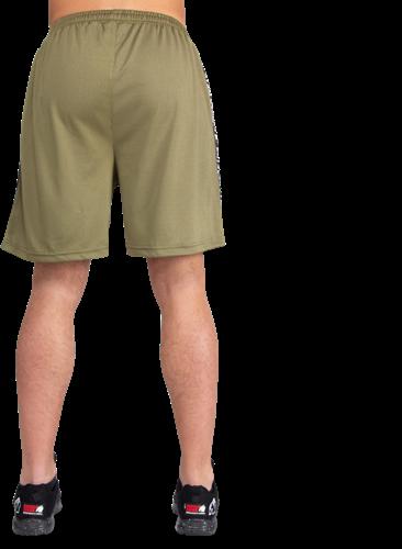 Reydon Mesh Shorts - Legergroen-3