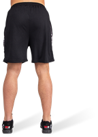 Reydon Mesh Shorts - Zwart-3