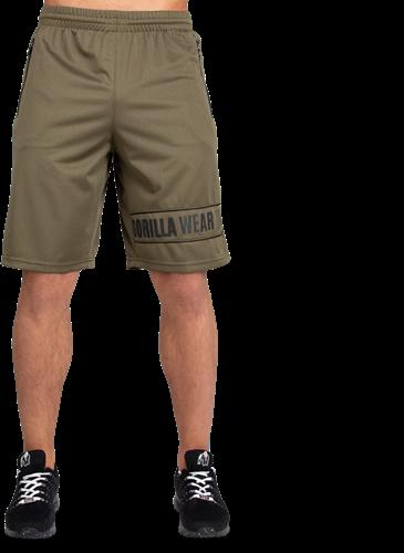 Branson Shorts - Legergroen/Zwart-2