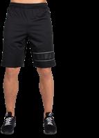 Branson Shorts - Zwart/Grijs-2