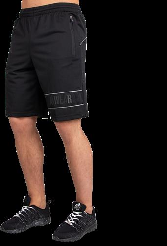 Branson Shorts - Zwart/Grijs - S