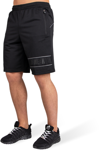 Branson Shorts - Zwart/Grijs