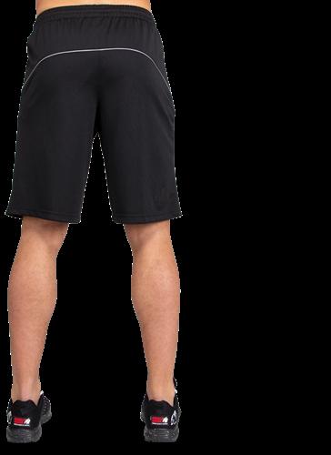 Branson Shorts - Zwart/Grijs-3