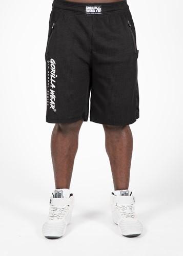 Augustine Old School Shorts - Zwart-2XL/3XL
