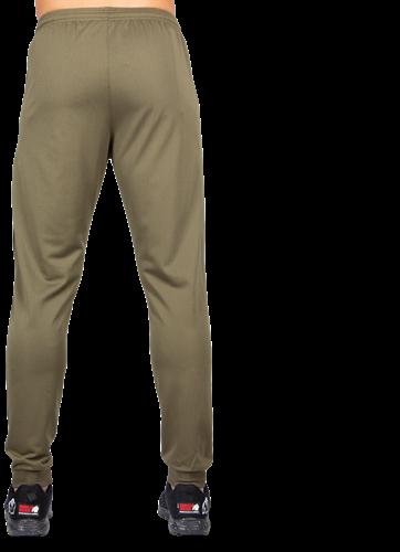 Branson Pants - Army Green/Black-2
