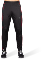 Branson Trainingsbroek - Zwart/Rood