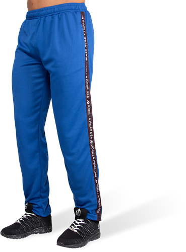 Reydon Mesh Pants - Blue