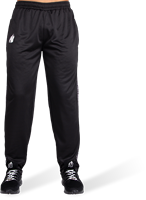 Reydon Mesh Trainingsbroek - Zwart-2