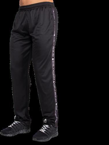 Reydon Mesh Pants - Black-2