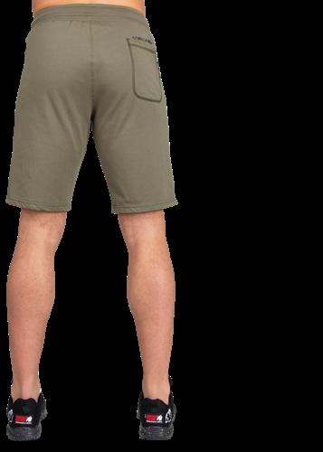 San Antonio Shorts - Legergroen-3