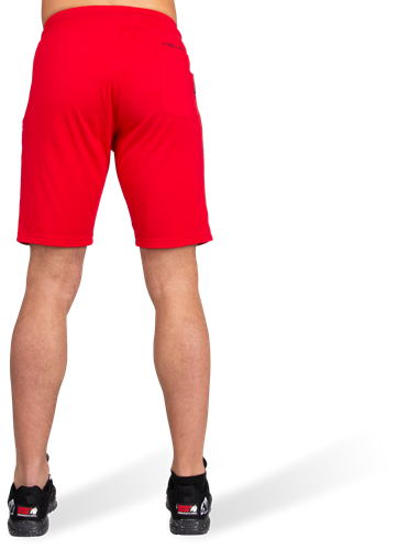 San Antonio Shorts - Rood-3