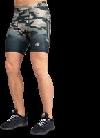 Franklin Shorts - Army Green Camo