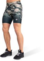 Franklin Shorts - Legergroen Camo