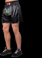 Murdo Muay Thai / Kickboxing Shorts - Legergroen