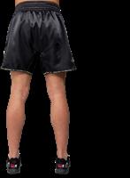 Murdo Muay Thai/Kickboxing Shorts - Army Green-3