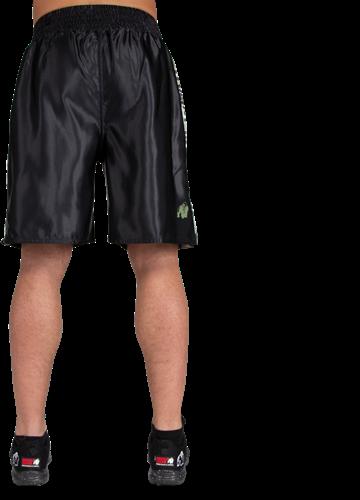 Vaiden Boxing Shorts - Army Green Camo-3