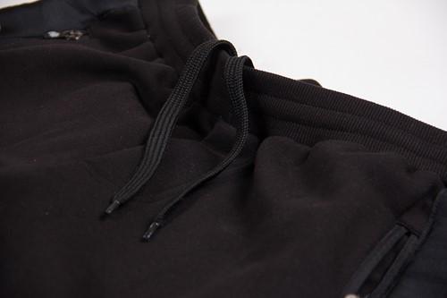 Saint Thomas Sweatshort - Black - Detail
