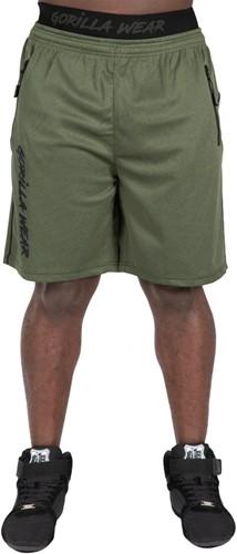 Mercury Mesh Shorts - Legergroen/Zwart