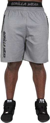 Mercury Mesh Shorts - Grijs/Zwart