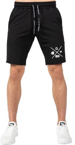Cisco Shorts - Zwart/Wit