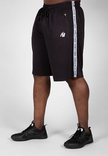 Reydon Mesh Shorts 2.0 - Black