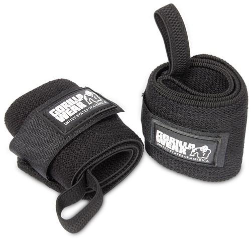 Wrist Wraps BASIC Black