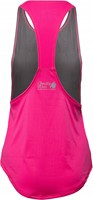 Florida Stringer Tank Top - Grijs/Roze-2