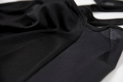 Santa Monica tank top - Black/Gray - Detail