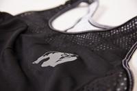 Marianna Tank Top - Black/ White - Detail