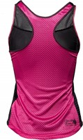 Marianna Tank Top - Black/ Pink-2