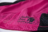 Marianna Tank Top - Black/ Pink - Detail