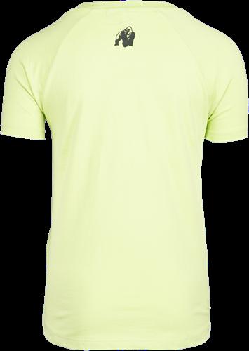 Lodi T-shirt - Lichtgeel-2
