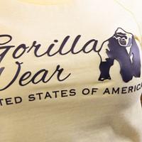 Lodi T-shirt - Light Yellow - Detail