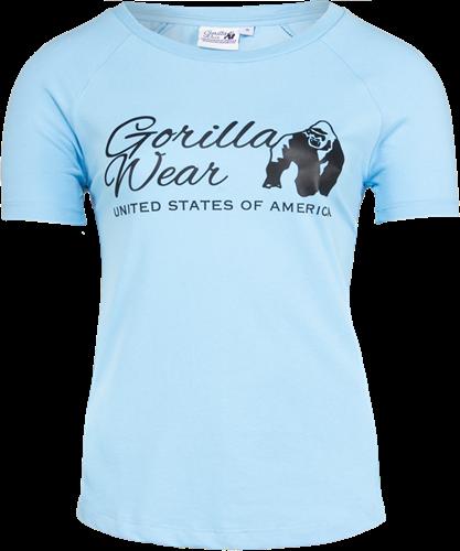 Lodi T-shirt - Lichtblauw