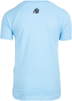 Lodi T-shirt - Lichtblauw-2