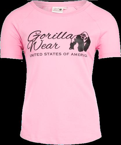 Lodi T-shirt - licht roze