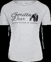 Lodi T-shirt - Lichtgrijs